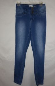 YMI High Rise Skinny Stretch Jeans 7